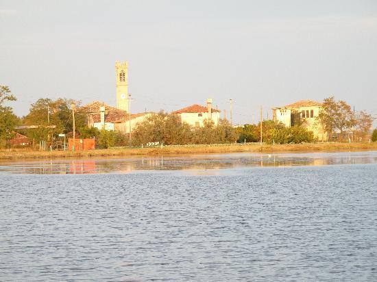 Locanda da Scarpa : Lio Piccolo - village sur la lagune