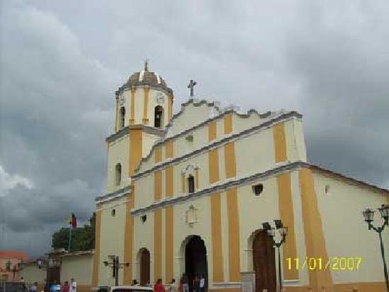 Yaritagua, Venezuela: Iglesia Santa Lcia