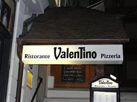 Valentino : Valention Pizzeria