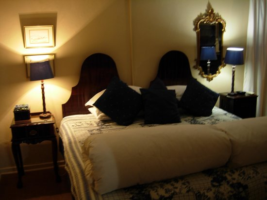 Mountain View Guest House: Comfortable bedroom