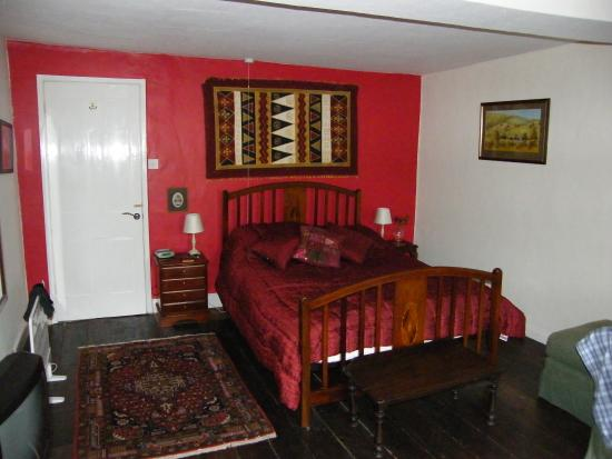 Well House B&B: our room (oak room)