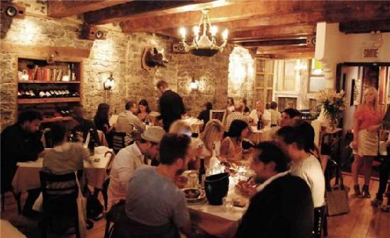 Best Steak Restaurants In Old Quebec City