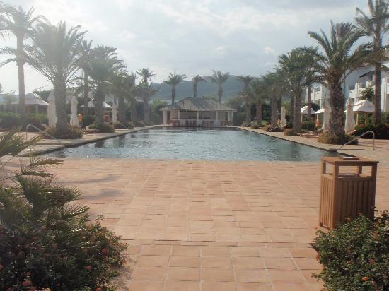 Finca Cortesin Hotel, Golf & Spa: One of 2 outdoor pools