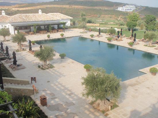 Finca Cortesin Hotel Golf & Spa: 35 metre Pool