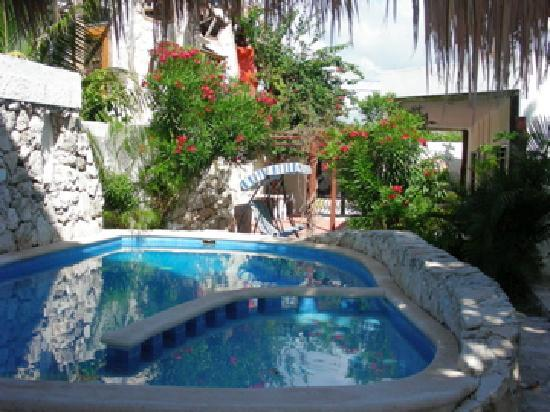 Hotel el Moro: The Garden Pool