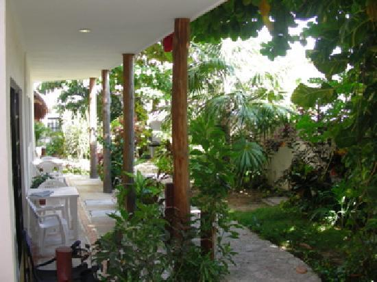 Hotel el Moro: First Floor Garden Rooms