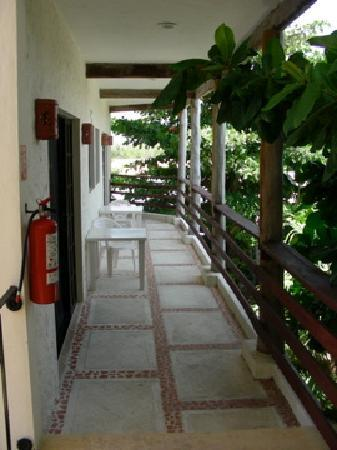 Hotel el Moro: Second Floor