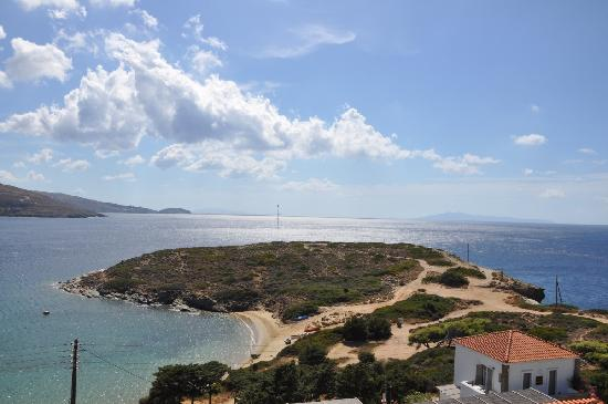 Villa Alexandros : lovely view from balcony
