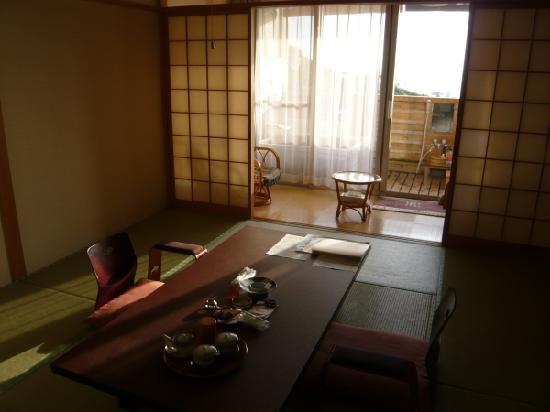 Hotel Tenzankaku Yurakuan: Japanese style room