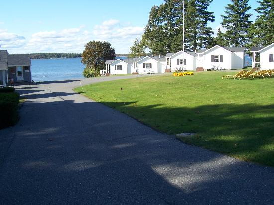 Emery's Cottages on the Shore: Beautiful view!