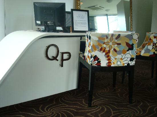 Queenstown Park Boutique Hotel: Lobby