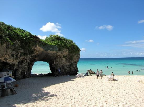 Sunayama Beach : ビーチ