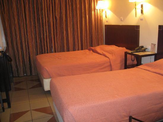 BEST WESTERN Pythagorion Hotel: Beds