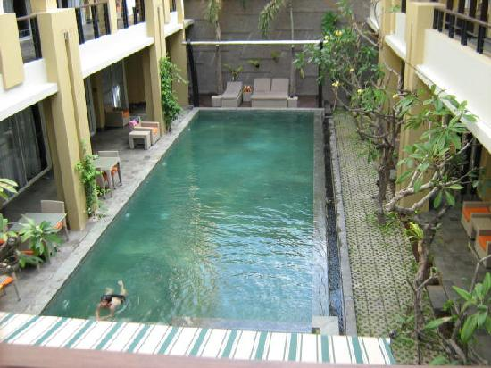 100 Sunset Boutique Hotel : Swimming pool