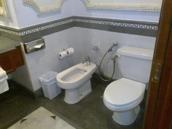 InterContinental Dar Al Tawhid: Toilet