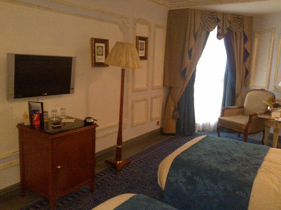 InterContinental Dar Al Tawhid: TV