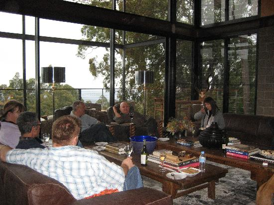 Spicers Sangoma Retreat: A perfect place to sit, chat or read a book