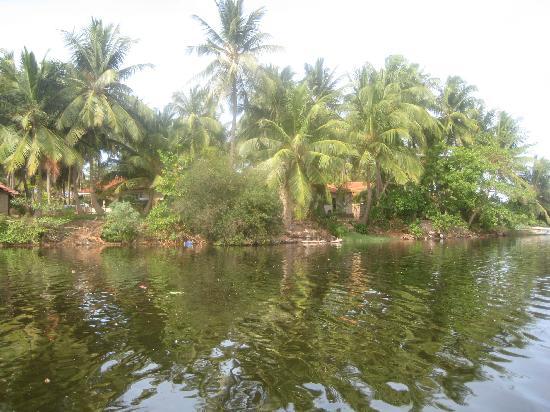 Club Palm Bay Hotel: Club Palm Bay lagoon