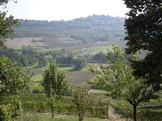 Casa di Maio: view from the garden