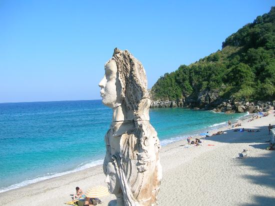 Agios Ioannis, اليونان: Ag. Saranda Traumstrand