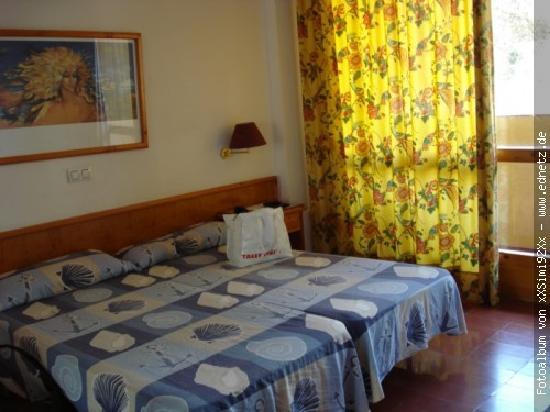 Santa Cristina Hotel: unser Hotelzimmer