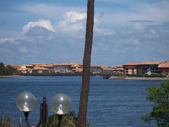 Soustons, France: vue sur port d Albret
