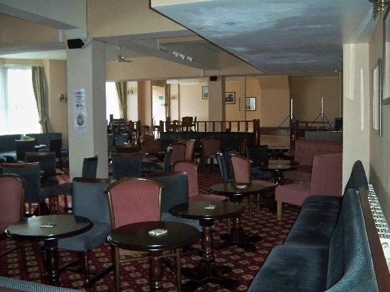 Eliot Hotel : Bar