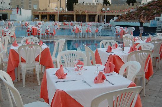 Monastir Center Hotel : piscine