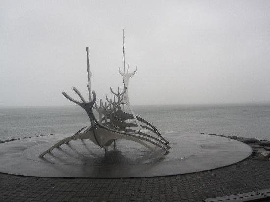 Solfar (Sun Voyager) Sculpture: Solfar 2