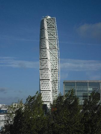 Astoria Hotel: Turning Torso, Malmo