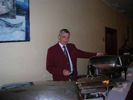 Hotel SLOVAN Tatranska Lomnica: UN CARO AMICO