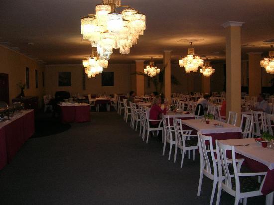 Hotel SLOVAN Tatranska Lomnica: OTTIMA CUCINA E ABBONDANTE