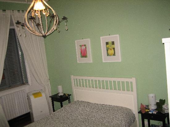 Calisto 6 Bed & Breakfast: La nostra camera