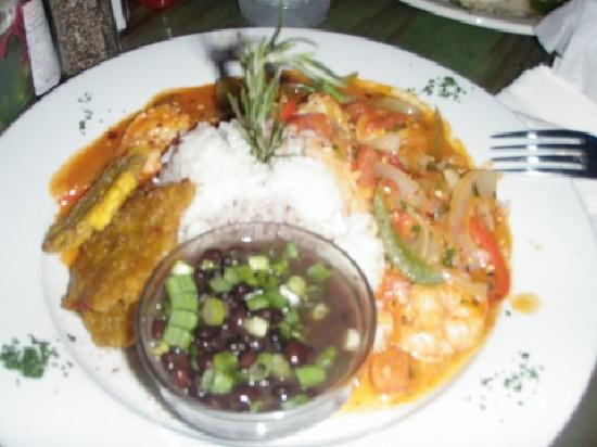 Mango's Tropical Cafe: Caribbean Style Shrimp Creole