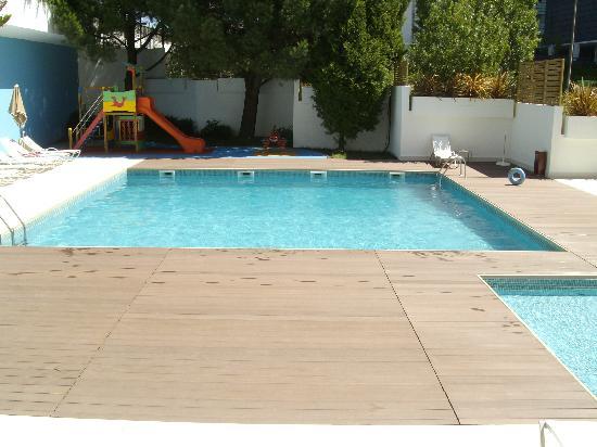 Novotel Lisboa: Pool