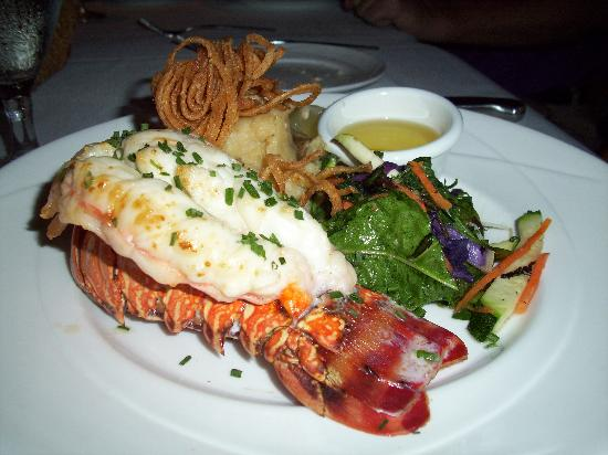 Great Lobster Tail Picture Of Sea House Restaurant