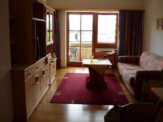 Hartung's Hotel Village & Spa: Wohnraum