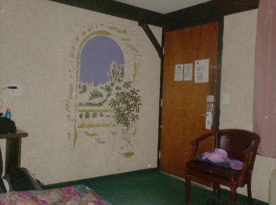 Kings Inn Palm Harbor: Our Room