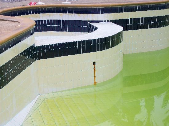 Caribbean Village Agador: la rouille dans la piscine