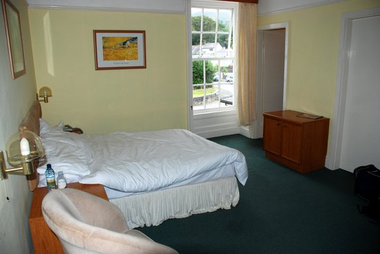 Padarn Lake Hotel:                                     The room - clean and spacious, just a bit dated.