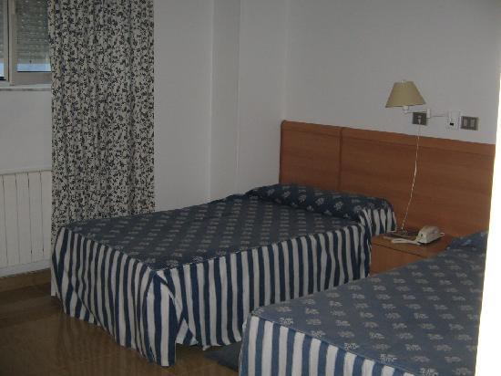 Las Sirenas Apartamentos : Habitación