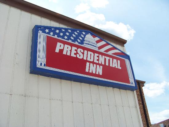 """Days Inn West Branch Iowa City Area: It's """"Presidential"""" because Herbert Hoover was born up the street-- 150 years ago!"""