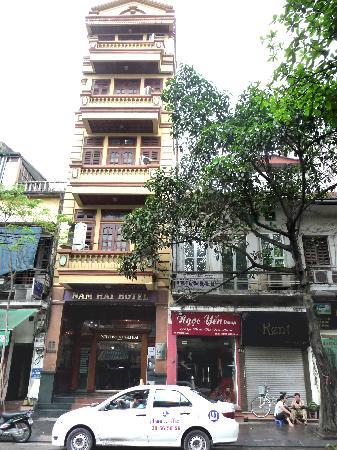 Ingresso principale del nam Hai Hotel