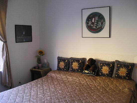 Observatory Bed & Breakfast : Eclipse Suite bedroom 1