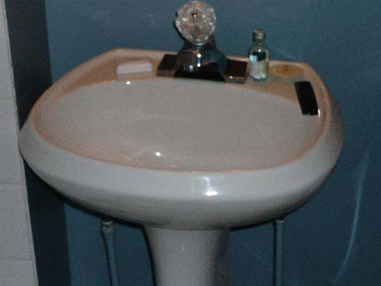 the moveable sink