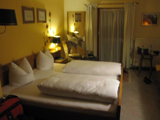 Backeralm: Our room