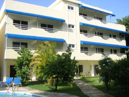 Pool Picture of New Garden Hotel Sosua TripAdvisor