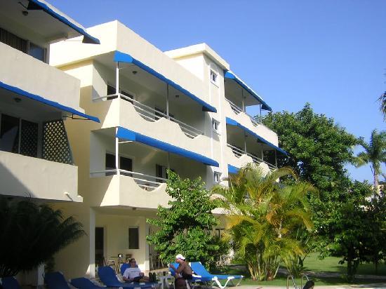 New Garden Hotel: New Garden New Wing Nice Look