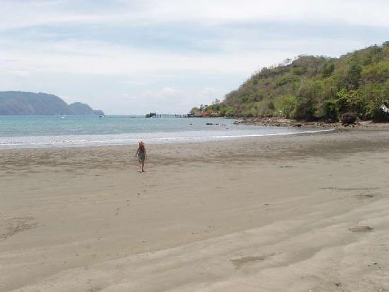 Hotel Costa Coral: One of the beaches of Tambor