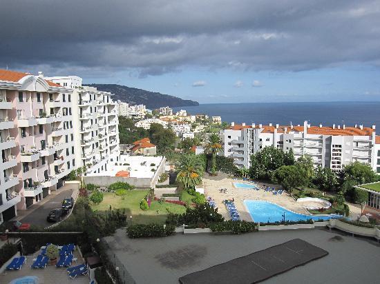 Ajuda Madeira Hotel: vue de la chambre